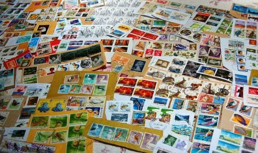Italian needs used postage stamps