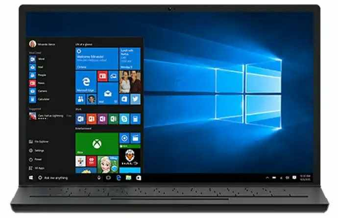 The Addition of the Start Menu, System Updates, Great Virus Protection, DirectX 12, Better for Hybrid Devices, Updated Control center, are some of the advantages of Windows 10 OS